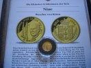 25 Dollars 1996 Niue Wernher von Braun  1/25 Unze Gold  Proof  59,00 EUR  +  6,00 EUR shipping