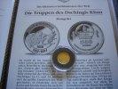500 Tugrik 2000 Mongolei Die Truppen des Dschingis Khan 1/25 Unze Gold ... 59,00 EUR  +  6,00 EUR shipping