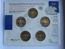 5 x 2 Euro 2007 BRD 5 x 2 Euro Mecklenburg Vorpommern 2007 Stgl. BU Fol... 39,95 EUR  +  4,95 EUR shipping