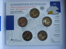 5 x 2 Euro 2013 BRD 5 x 2 Euro Baden Württemberg 2013 Stgl. BU Folder  20,95 EUR  +  4,95 EUR shipping