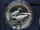 10 Dollars 1992 Samoa Endangered Wildlife Borstenbrachvogel Proof  30,05 EUR  +  4,95 EUR shipping