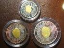 Lot 250,500,1000 Francs o.J. Togo Lot 3 x aus der Serie Deutsche Bundes... 32,95 EUR  +  4,95 EUR shipping