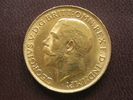 Full Sovereign 1922 P Gross Britannien Ful...