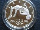 1 Dollar 1996 USA Olympia Atlanta 1 Dollar Hochsprung PP Proof  34,50 EUR  +  4,95 EUR shipping