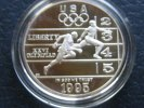 1 Dollar 1995 USA Olympia Atlanta 1 Dollar Wettlauf PP Proof  34,50 EUR  +  4,95 EUR shipping