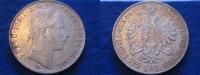 1 Gulden Florin 1858 V Österreich Österreich 1 Gulden Florin 1858 V ss-... 79,00 EUR  +  6,00 EUR shipping