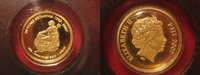 1 Dollar 2007 Fiji Kleinste Goldmünzen der Welt 20 Jahre Britannia Proof  39,00 EUR  +  4,95 EUR shipping