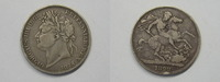 1 Crown 1822 Grossbritannien 1 Crown Georgius IIII. 1822 Tertio s  119,95 EUR  +  8,00 EUR shipping