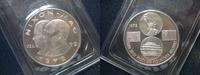 1972 BRD Silbermedaille Richard Nixon - Mao tse tung Proof  32,95 EUR  +  4,95 EUR shipping