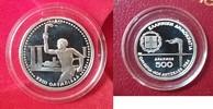 500 Drachmen 1984 GRIECHENLAND Olympia 1984 PP Proof  48,00 EUR  +  4,95 EUR shipping