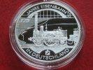 10 Euro 2010 BRD BRD 10 Euro 2010  175 Jahre Eisenbahn PP Proof Spiegel... 24,45 EUR  +  4,95 EUR shipping