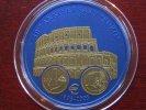 5 Dollar 2005 Liberia Bicolor Niob  10 Jahre Euro  Italien Colloseum St... 39,00 EUR  +  4,95 EUR shipping