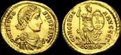 ROMAN IMPERIAL LT-WBFB - THEODOSIUS I - ...
