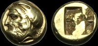 GREEK - ASIA-MINOR GR-KBWQ - ASIA MINOR - IONIA, Phokaia, El Hekte, c... 2562,15 EUR free shipping