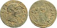 AE 30  Roman Provincial Pisidia, Termessos. 3rd century AD. Tyche ss  40,00 EUR  +  7,00 EUR shipping