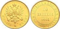 20 Markkaa Gold 1903  L Finnland Nikolaus II. von Russland 1894-1917. V... 485,00 EUR  +  7,00 EUR shipping