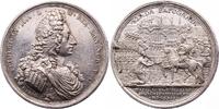 Silbermedaille 1712 Bremen und Verden Karl XII. 1697-1718. Stempelfehle... 3250,00 EUR free shipping