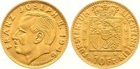 10 Franken Gold 1946 Liechtenstein Franz Joseph II. 1938-1989. Vorzügli... 225,00 EUR  +  7,00 EUR shipping
