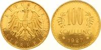 100 Schilling Gold 1927 Österreich Erste Republik 1918-1938. Winzige Kr... 1100,00 EUR free shipping