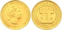 20 Franken Gold 1963 Luxemburg Charlotte 1919-1964. Stempelglanz  260,00 EUR  +  7,00 EUR shipping