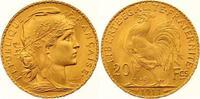 20 Francs Gold 1911  A Frankreich Dritte Republik 1870-1940. Fast Stemp... 285,00 EUR  +  7,00 EUR shipping