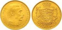 20 Kronen Gold 1915 Dänemark Christian X. 1912-1947. Vorzüglich  360,00 EUR  +  7,00 EUR shipping