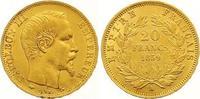 20 Francs Gold 1859  A Frankreich Napoleon III. 1852-1870. Vorzüglich  265,00 EUR  +  7,00 EUR shipping