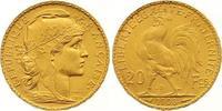 20 Francs Gold 1908  A Frankreich Dritte Republik 1870-1940. Vorzüglich... 265,00 EUR  +  7,00 EUR shipping