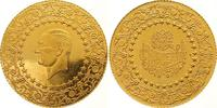 500 Piaster Gold 1967 Türkei Republik. Vorzüglich - Stempelglanz  1375,00 EUR free shipping