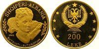 200 Leke Gold 1969 Albanien Sozialistische Volksrepublik. Ab 1946. Winz... 1750,00 EUR free shipping