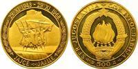 500 Dinars Gold 1968 Jugoslawien Volksrepublik. Stempelglanz  1550,00 EUR free shipping