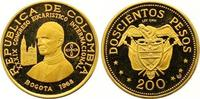 200 Pesos Gold 1968 Kolumbien Republik seit 1886. Polierte Platte  350,00 EUR  +  7,00 EUR shipping