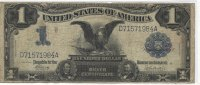 USA 1 Dollar 1899 Very Good Large Silver C...