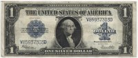 USA 1 Dollar 1923 Nearly Very Fine Large S...