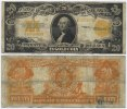 USA 20 Dollars 1922 Very Good - Fine Large...