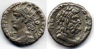 Tetradrachm / Tetradrachmon 66/7 AD Egypt ...