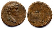Roman Empire / Römische Kaiserzeit AE As 13-14 AD Very Fine Tiberius 14-... 160,00 EUR +  10,00 EUR shipping