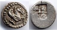 AR Hemiobol 470-460 BC Macedon / Makedonien Argilos Extremely Fine  475,00 EUR  +  12,00 EUR shipping