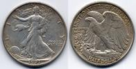 USA 50 cents / half dollar Walking Liberty type