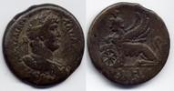 Egypt / Ägypten AE 33 mm / Drachm 133-134 AD fast sehr schön Hadrian 117... 240,00 EUR  plus 12,00 EUR verzending