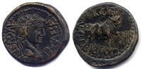 Spain / Spanien AE  fast vzgl Zaragoza, Tiberius. 14-37 AD 400,00 EUR  plus 12,00 EUR verzending