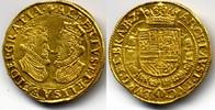 Double ducat / 2 Dukat  Brabant Albert & I...