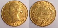 Sovereign 1868 Australia / Australien Victoria - AUSTRALIA type Sehr sc... 480,00 EUR  plus 12,00 EUR verzending