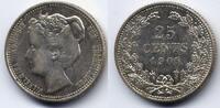 Niederlande / Netherlands 25 cents