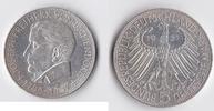 5 Mark 1957 BRD Eichendorff vz+  185,00 EUR  +  6,90 EUR shipping