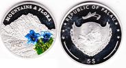 5 Dollar 2009 Palau Mountains & Flora  Zugspitze PP-, verkapselt  39,00 EUR  +  5,50 EUR shipping