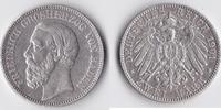 2 Mark 1901 Kaiserreich - Baden Friedrich I. ss+  95,00 EUR  +  6,90 EUR shipping