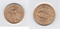 USA 20 Dollars USA 20 Dollars Saint Gaudens - Double Eagle 1910