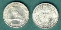 3 Reichsmark 1930 J Weimarer Republik Rheinlandräumung vz/stgl.  65,00 EUR  +  6,90 EUR shipping
