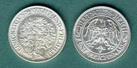 5 Reichsmark 1928 D Weimarer Republik Eichbaum f.vz  139,00 EUR  +  6,90 EUR shipping